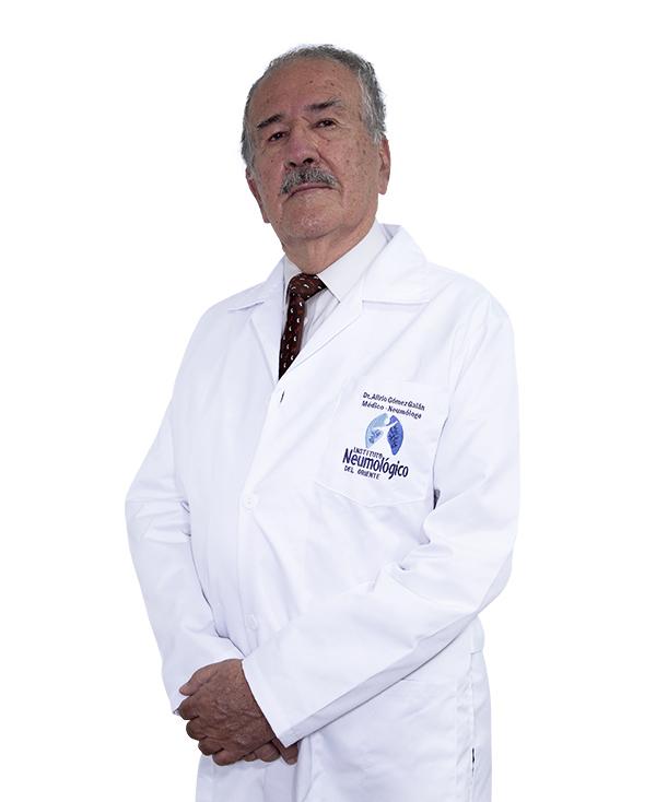 DR. ALIRIO GOMEZ
